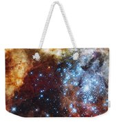 Deep Space Fire And Ice  Weekender Tote Bag
