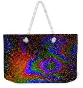 Deep Space Nine Weekender Tote Bag by Frozen in Time Fine Art Photography