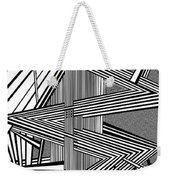 Deeper And Deeper Weekender Tote Bag