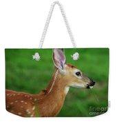 Deer 16 Weekender Tote Bag