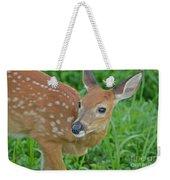Deer 21 Weekender Tote Bag