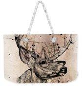 Deer 4 Weekender Tote Bag