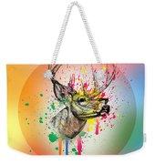 Deer 7 Weekender Tote Bag