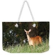 Deer At Dusk V3 Weekender Tote Bag