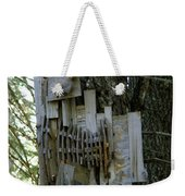 Deer Blind 01 Weekender Tote Bag