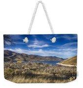 Deer Creek Dam-provo Utah Weekender Tote Bag