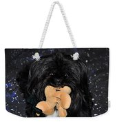 Deer Dog Weekender Tote Bag by Al Powell Photography USA