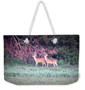 Deer-img-0151-003 Weekender Tote Bag