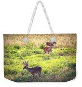 Deer-img-0437-001 Weekender Tote Bag