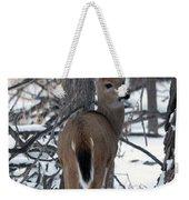 Deer In The Grove Weekender Tote Bag