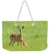 Deer Me Weekender Tote Bag