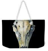Deer Skull With Aura Weekender Tote Bag