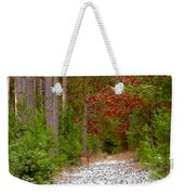 Deer Trail Weekender Tote Bag
