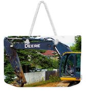 Deere For Hire Weekender Tote Bag