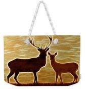Deers Lookout Weekender Tote Bag