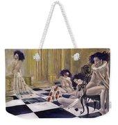 Defenceless Weekender Tote Bag by Dorina  Costras