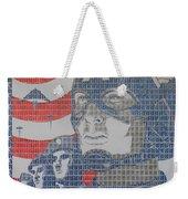 Defend The Nation Weekender Tote Bag