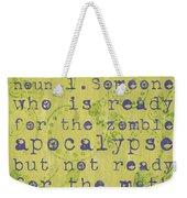 Definition Of Teenagers Weekender Tote Bag