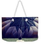 Deflated Weekender Tote Bag