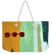 Deforestation Weekender Tote Bag
