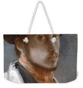 Degas Self-portrait Weekender Tote Bag