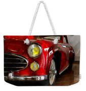 Delahaye 235 - Automobile   Weekender Tote Bag