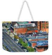 Delaware Ave Weekender Tote Bag