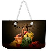 Delectable Sight Weekender Tote Bag