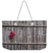 Delicate And Rough Weekender Tote Bag