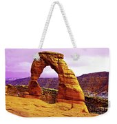 Delicate Arch - Arches National Park Weekender Tote Bag