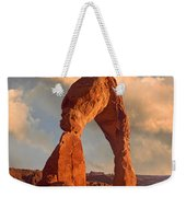 Delicate Arch In Arches National Park Weekender Tote Bag