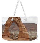 Delicate Arch Landscape Weekender Tote Bag