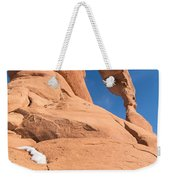 Delicate Arch South Side  Weekender Tote Bag