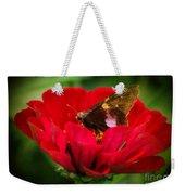 Delicate Beauty Weekender Tote Bag