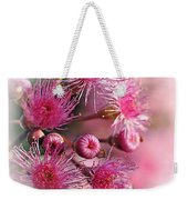 Delicate Buds And Blossoms Weekender Tote Bag