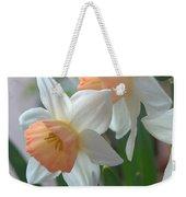 Delicate Daffodils  Weekender Tote Bag