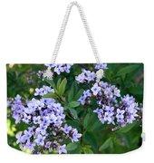 Delicate Flowers 3 Weekender Tote Bag
