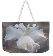 Delicate Hibiscus Weekender Tote Bag