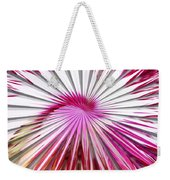 Delicate Orchid Blossom - Abstract Weekender Tote Bag