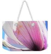 Delicate Simplicity Weekender Tote Bag