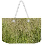 Delicate Tall Grasses Weekender Tote Bag