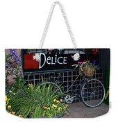 Delice Weekender Tote Bag
