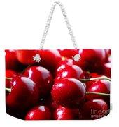 Delicious Cherries Weekender Tote Bag