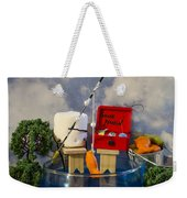 Delicious Fish Weekender Tote Bag