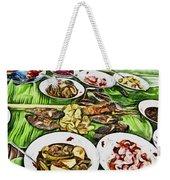 Deliciously Fresh Weekender Tote Bag