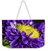 Delights The Eye Weekender Tote Bag by Christi Kraft