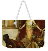 Delilah And The Philistines Weekender Tote Bag