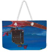 Delivery After The Rain Weekender Tote Bag