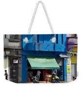 Delivery Boy - Sao Paiulo Weekender Tote Bag