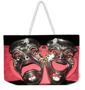 Masques / Tragedy/comedy Masks Weekender Tote Bag